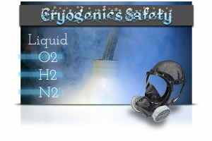 Cryogenics Safety, Liquid O2, H2, N2