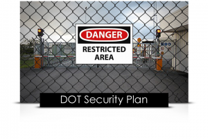 DOT Security Plan