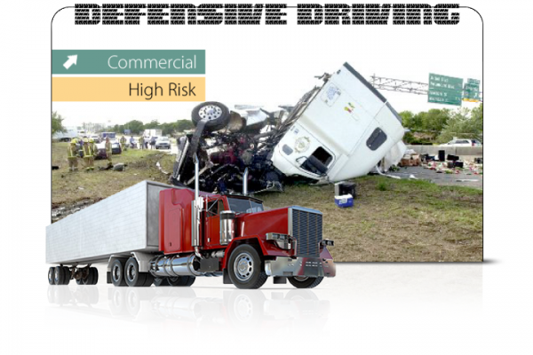 Defensive Driver Commercial - High Risk