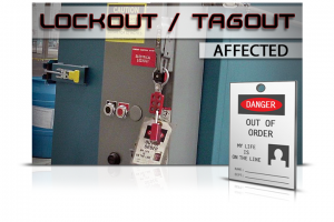 Lockout/Tagout (LOTO) – Affected