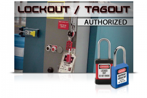 Lockout/Tagout (LOTO) – Authorized