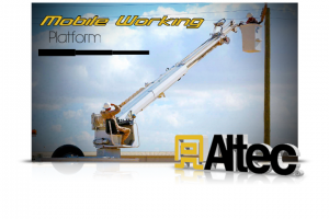 Mobile Working Platform - Altec