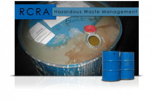 RCRA Hazardous Waste Management