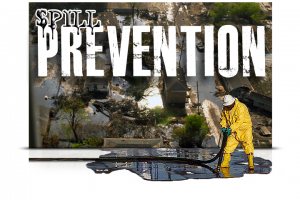 Spill Prevention (SPCC) / BMP3 Worker