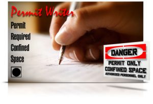 Confined Space - Permit Writer